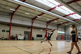 Club de badminton en Dordogne près de Périgueux : SAS Badminton Notre-Dame de Sanilhac