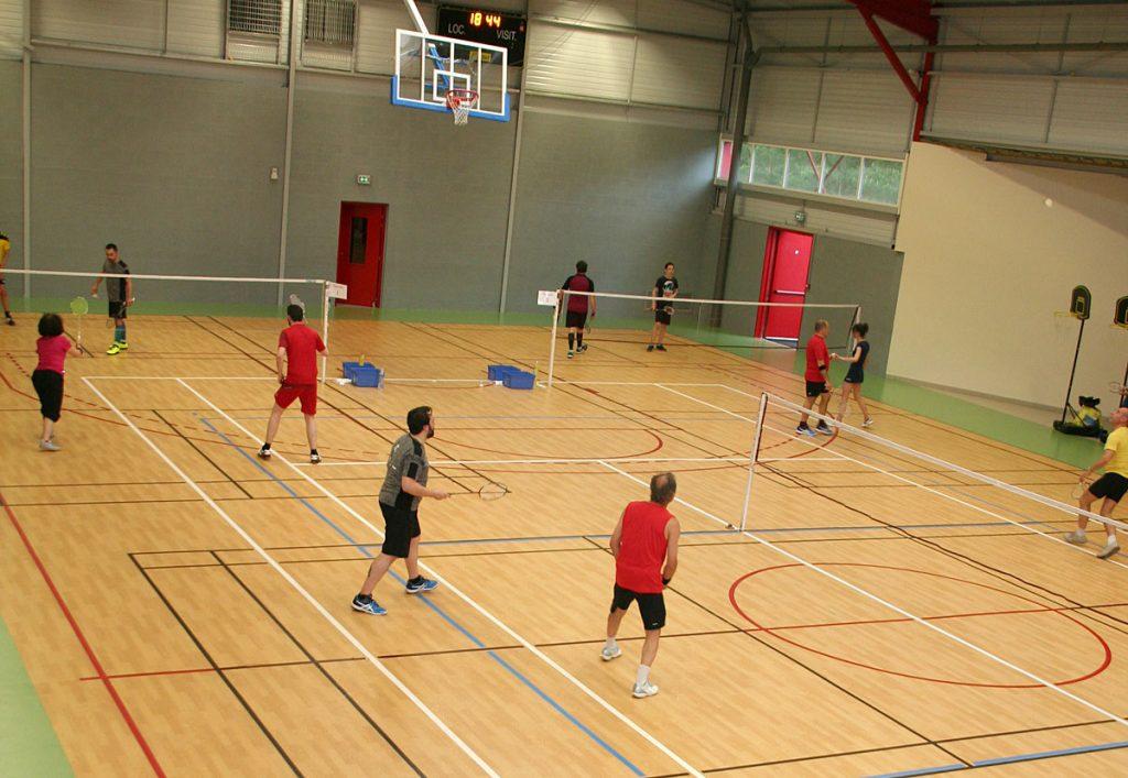 Tournois et compétitions de badminton en Dordogne au club SAS Badminton Dordogne Périgueux