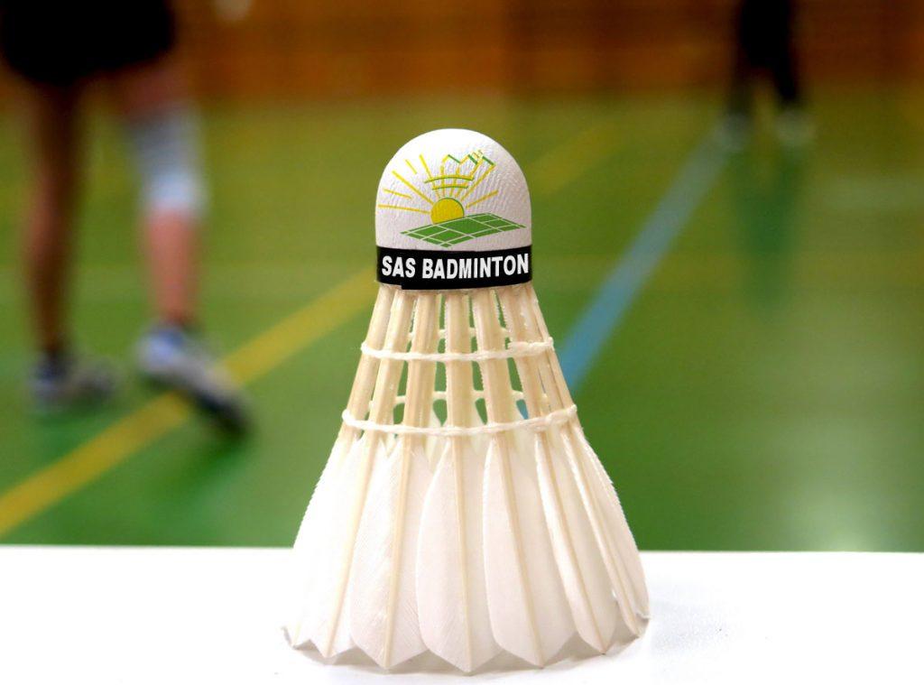 SAS Badminton - Club badminton Notre-Dame de Sanilhac - Périgueux en Dordogne 24